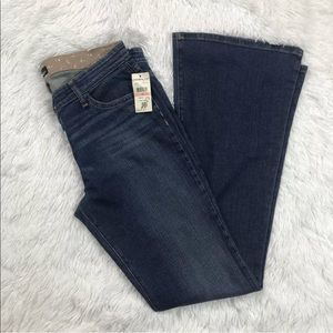 NEW O'Neill Chevelle Flare Jeans Juniors Sz. 13